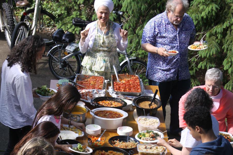 Khalsa Healing food